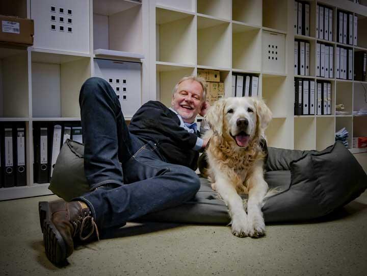 Hundetrainer Berlin Markus Beyer